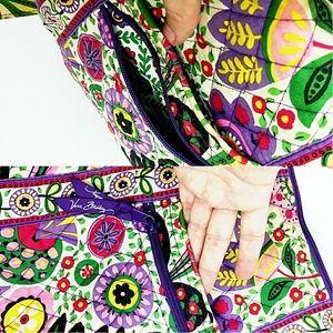 Vera Bradley Bags - Vera Bradley Boho Quilted Floral Crossbody Purse